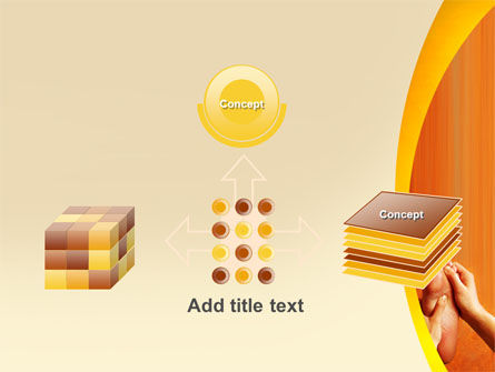 Feet Massage PowerPoint Template Slide 19