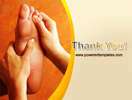 Feet Massage PowerPoint Template Slide 20