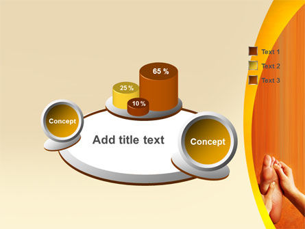 Feet Massage PowerPoint Template Slide 6
