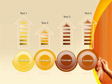 Feet Massage PowerPoint Template Slide 7