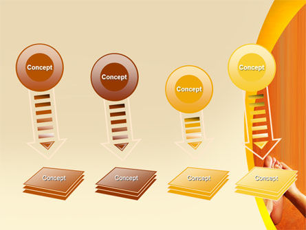 Feet Massage PowerPoint Template Slide 8
