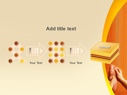 Feet Massage PowerPoint Template Slide 9