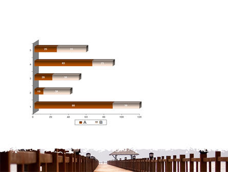 Beach Pier PowerPoint Template Slide 11