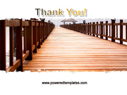 Beach Pier PowerPoint Template Slide 20