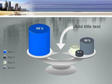 City Beach PowerPoint Template Slide 10