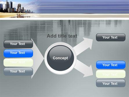 City Beach PowerPoint Template Slide 14