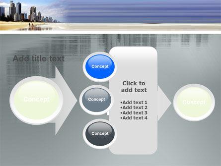 City Beach PowerPoint Template Slide 17