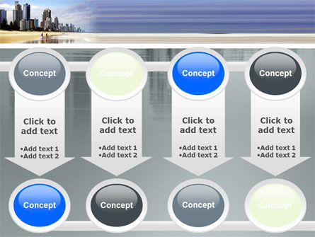 City Beach PowerPoint Template Slide 18
