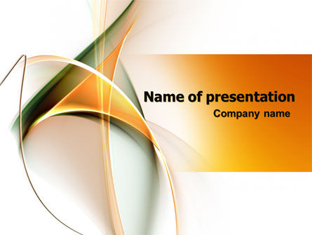 Lines PowerPoint Template