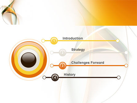 Lines PowerPoint Template Slide 3