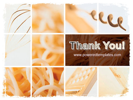 Pasta PowerPoint Template Slide 20