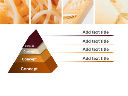 Pasta PowerPoint Template, Slide 4, 06213, Food & Beverage — PoweredTemplate.com
