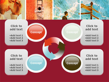 Business Job PowerPoint Template Slide 9
