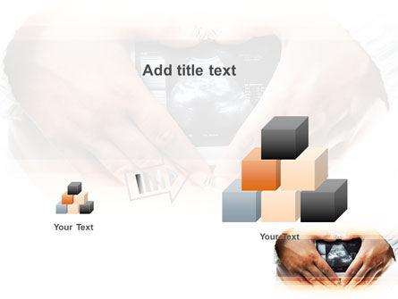 Ultrasonic Scanning PowerPoint Template Slide 13