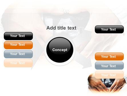 Ultrasonic Scanning PowerPoint Template Slide 15