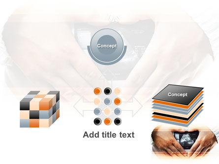 Ultrasonic Scanning PowerPoint Template Slide 19
