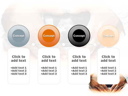 Ultrasonic Scanning PowerPoint Template Slide 5