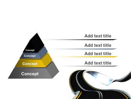 High Way PowerPoint Template Slide 12