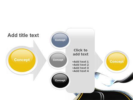 High Way PowerPoint Template Slide 17