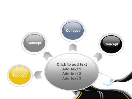 High Way PowerPoint Template Slide 7