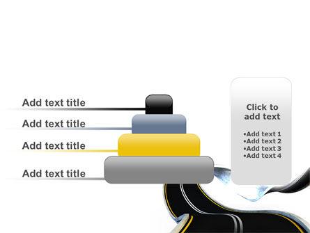 High Way PowerPoint Template Slide 8