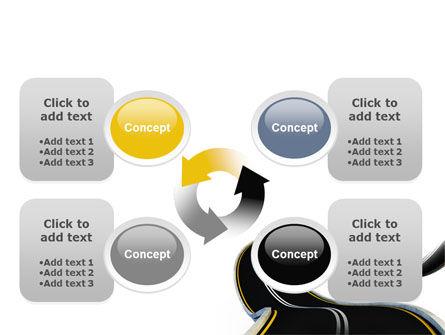 High Way PowerPoint Template Slide 9
