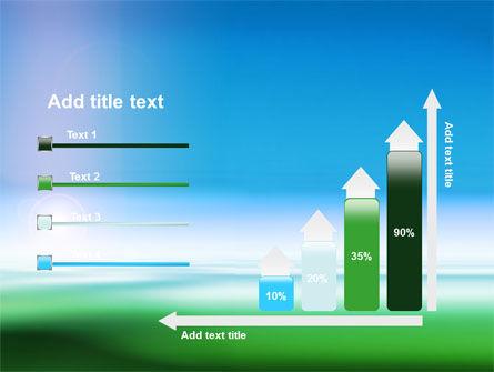 Abstract Blur PowerPoint Template Slide 8