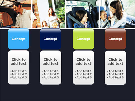Family Travel PowerPoint Template Slide 5