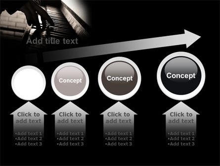 Pianist PowerPoint Template Slide 13