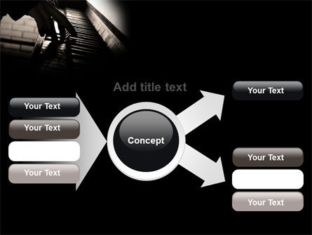 Pianist PowerPoint Template Slide 14