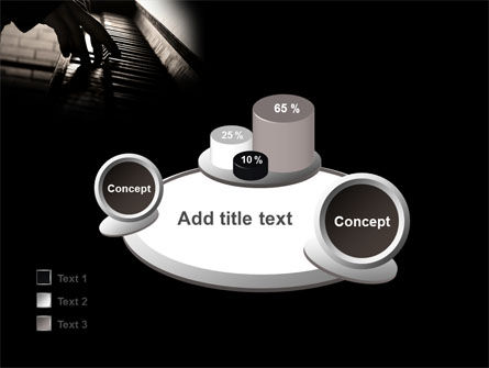 Pianist PowerPoint Template Slide 16