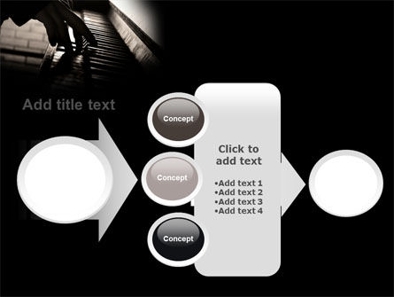 Pianist PowerPoint Template Slide 17
