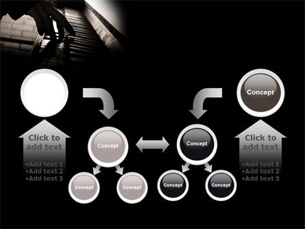 Pianist PowerPoint Template Slide 19