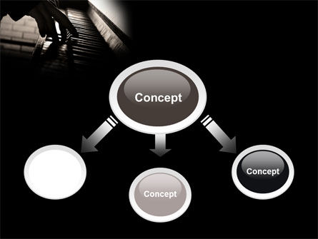 Pianist PowerPoint Template Slide 4