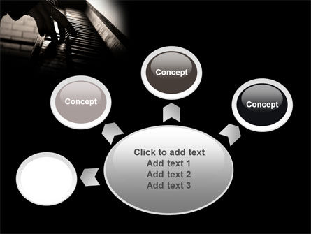 Pianist PowerPoint Template Slide 7