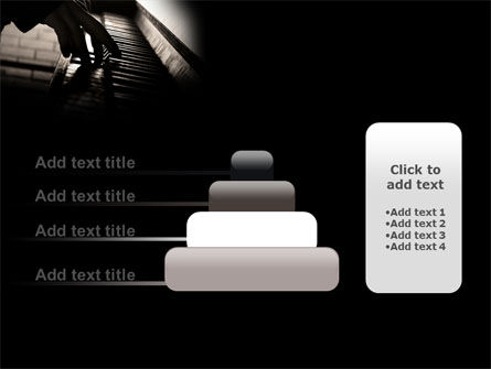 Pianist PowerPoint Template Slide 8