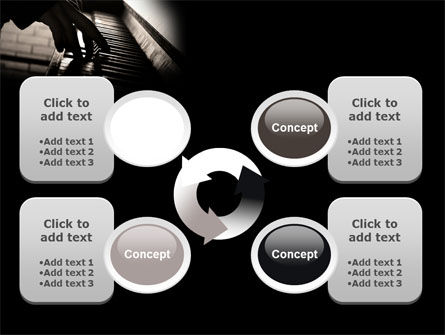 Pianist PowerPoint Template Slide 9