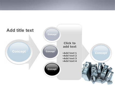 Printing PowerPoint Template Slide 17