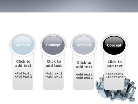 Printing PowerPoint Template Slide 5