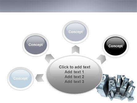 Printing PowerPoint Template Slide 7