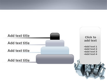 Printing PowerPoint Template Slide 8