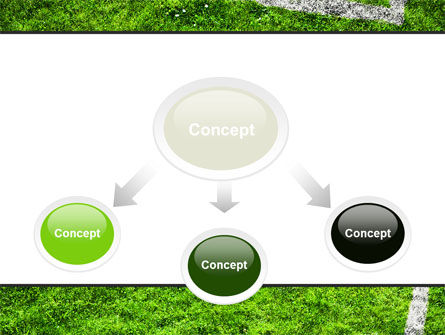 Soccer Playground PowerPoint Template Slide 4