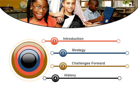 Back-To-School PowerPoint Template, Slide 3, 06244, Education & Training — PoweredTemplate.com