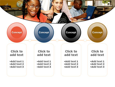 Back-To-School PowerPoint Template Slide 5