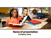 Education & Training: Back-To-School PowerPoint Template #06244