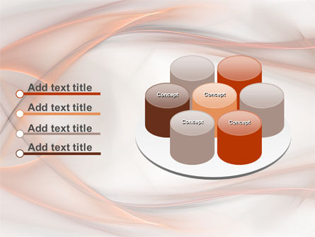 Abstract Veil PowerPoint Template Slide 12