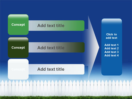 Wooden Fence PowerPoint Template Slide 12