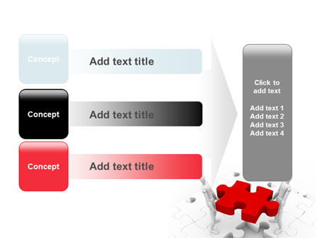 Handling PowerPoint Template Slide 12