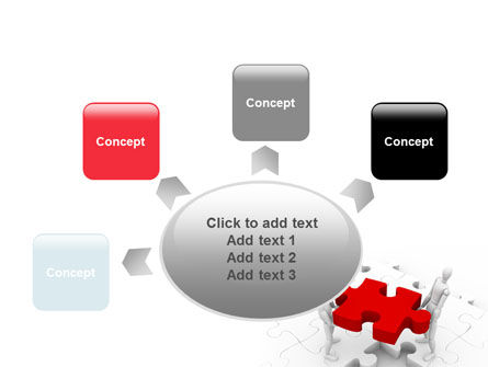 Handling PowerPoint Template Slide 7