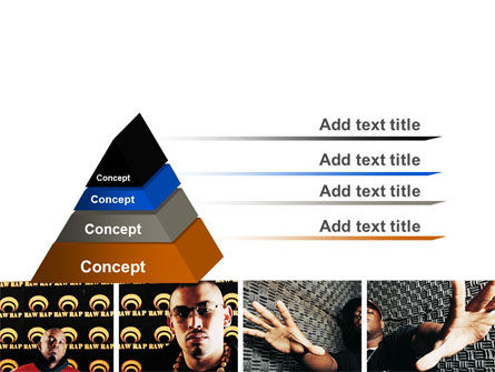 Rappers PowerPoint Template Slide 4